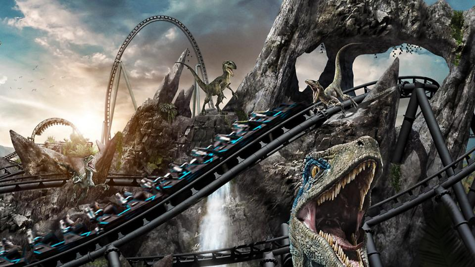 Jurassic World VelociCoaster to Open 2021 at Universal Orlando Island of Adventure