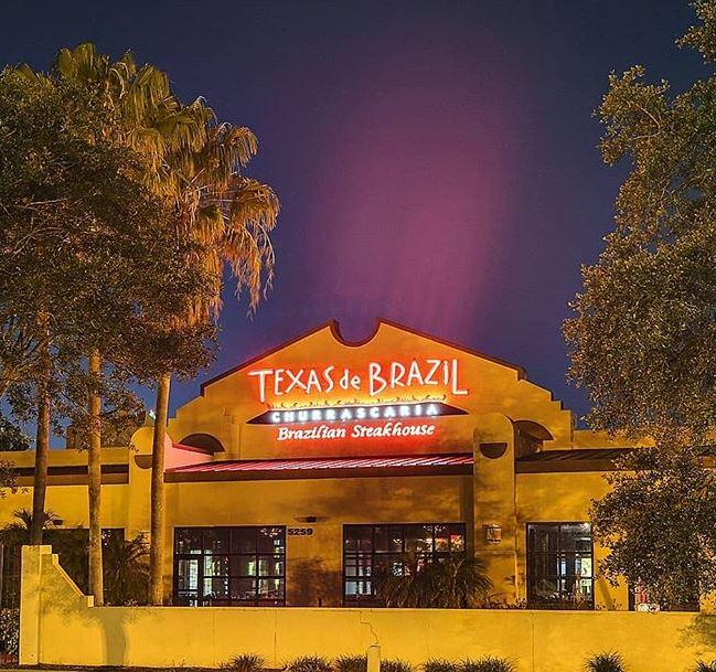 Win Dinner For Two to Texas De Brazil on I-Drive Orlando