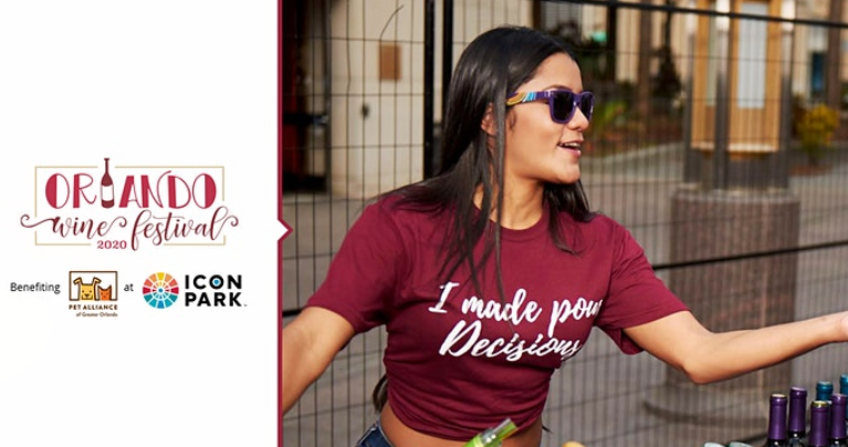 ICON Park to host Orlando Wine Festival 2020 on IDrive Orlando