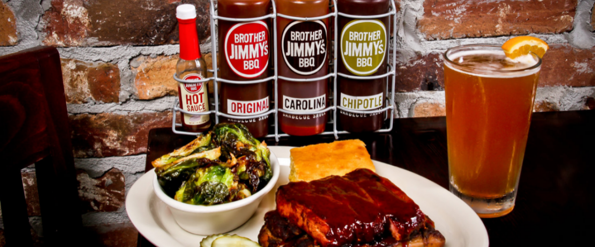 Brother Jimmys is coming to ICON Park on IDRIVE Orlando